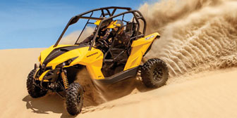 2013 Can-Am Maverick 1000R Preview - Video
