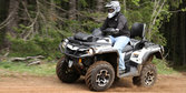 2013 Can-Am Outlander MAX 1000 Review - Video