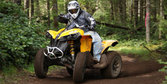 2013 Can-Am Renegade 500 Review