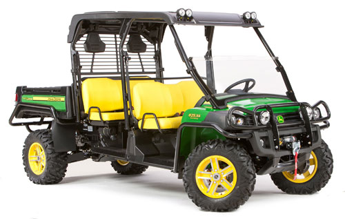 2013 John Deere Gator XUV 825i S4  Front Right