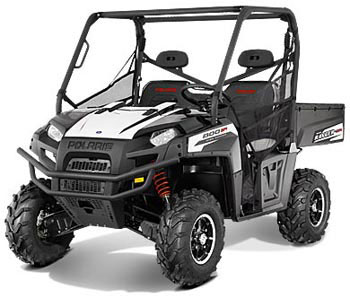2013 Polaris Ranger 800 EFI Black/White Lightning LE