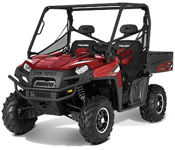 2013 Polaris Ranger 800 EPS Sunset Red LE
