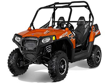 2013 Polaris Ranger RZR 800 Nuclear Sunset LE