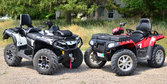 2013 Two-Up Heavyweight ATV Shootout - Video