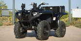 2013 Yamaha Grizzly 700 SE Tactical Black Review