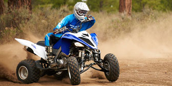 2013 Yamaha Raptor 700 Review - Video