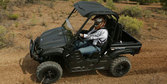 2013 Yamaha Rhino 700 SE Tactical Black Review