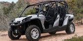 2014 Can-Am Commander MAX 1000 Preview