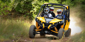 2014 Can-Am Maverick MAX X rs Review - Video