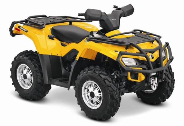 Can-Am Outlander 400 XT