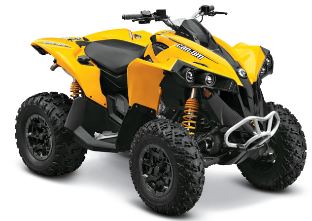 2014 Can-Am Renegade 1000