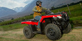 2014 Honda FourTrax Rancher and Foreman Preview