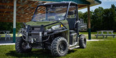 2014 Polaris Ranger Diesel HST and HST Deluxe Unveiled