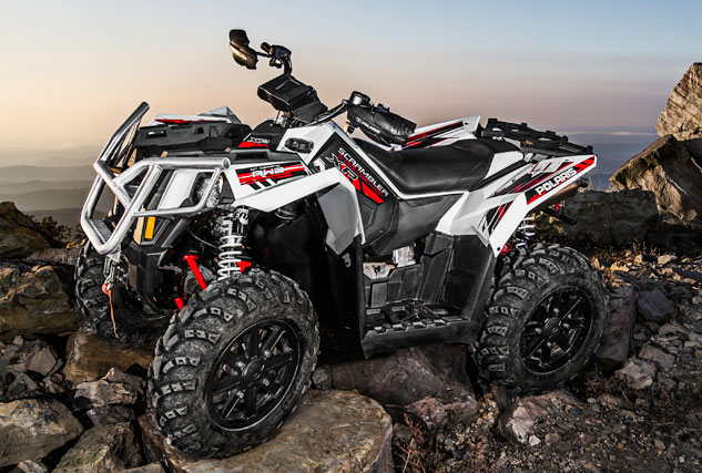 2014 Polaris Scrambler 1000 XP EPS Beauty