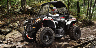 2014 Polaris Sportsman ACE Preview
