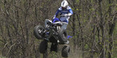 2014 Yamaha Raptor 700 Review: Trail Test