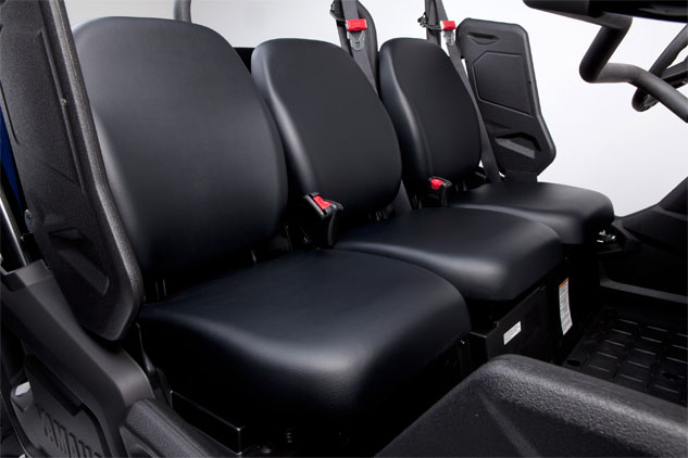 Yamaha Viking Seating