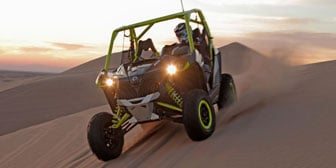 2015 Can-Am Maverick X ds Turbo Review + Video