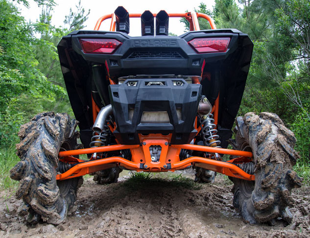 Polaris RZR XP 1000 High Lifter Edition Rear