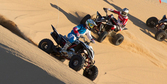 2015 Yamaha Raptor 700R SE and YFZ450R SE Review
