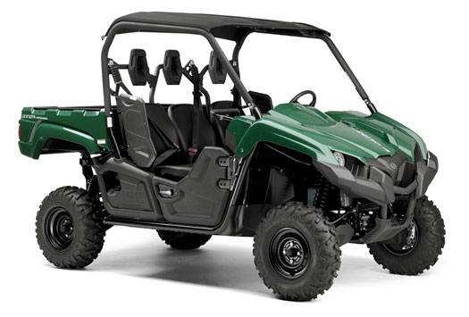 2015 Yamaha Viking Hunter Green