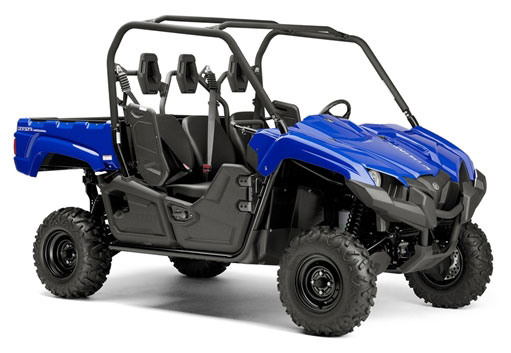 2015 Yamaha Viking Steel Blue
