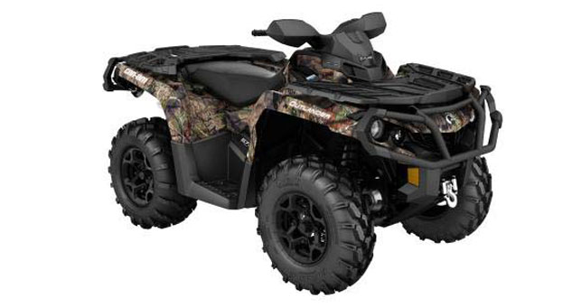 Can-Am Outlander L Mossy Oak Hunting Edition