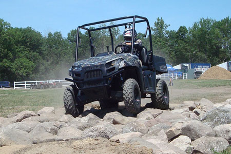Polaris may have hit the nail on the head with the new Ranger 400. Solid performance and enticing price could combine to move a lot of units.