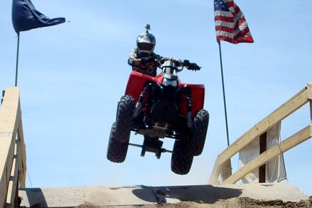 Despite its smaller displacement, the Trail Blazer 330 is a solid introductory sport-oriented ATV.