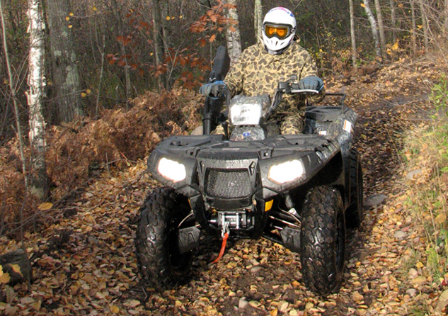 Polaris Sportsman XP 550