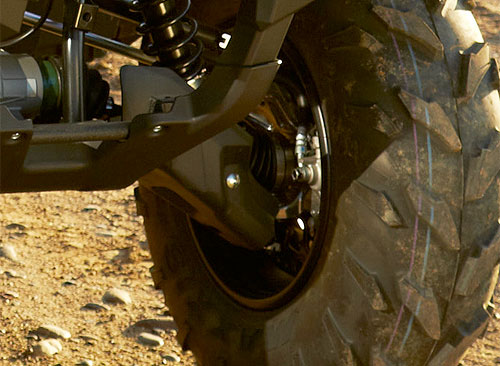ATV Pre-Ride Checklist - Steering