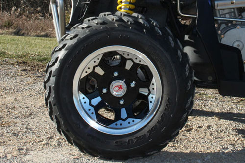 ATV Pre-Ride Checklist - Tires