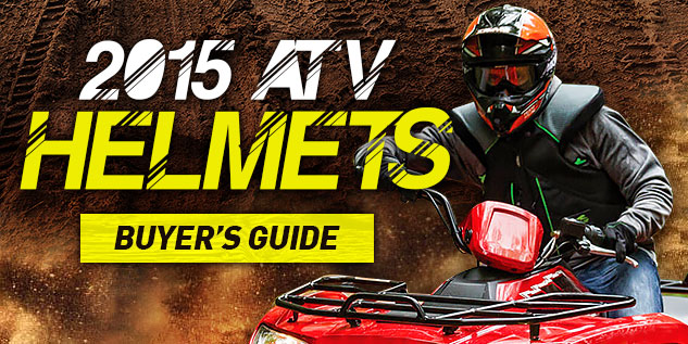 ATV Helmets Buyer's Guide