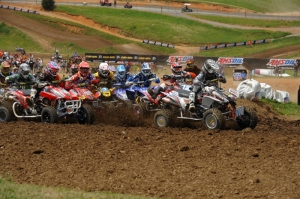 Muddy Creek National Holeshot