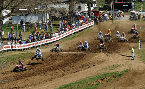 AMSOIL Spring National Holeshot