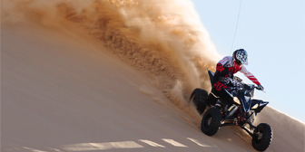 Video - Carving the Glamis Dunes