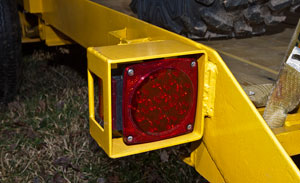 ATV Trailer Brake Light