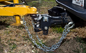 ATV Trailer Safety Chains