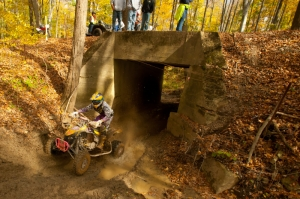 Adam McGill GNCC ATV Racing