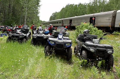 Algoma Sled & ATV Tours