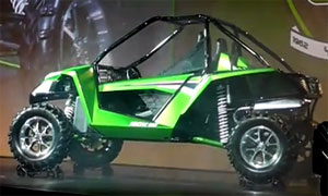 Arctic Cat Wildcat Sneak Peek