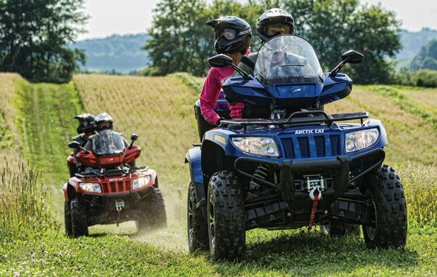 2015 Arctic Cat TRV