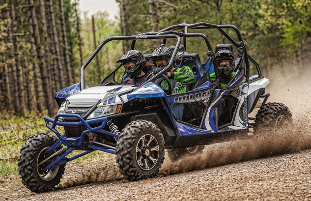 Arctic Cat Wildcat X 4