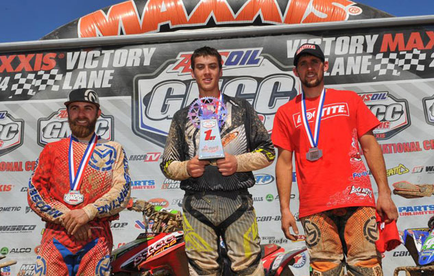 Big Buck GNCC XC2 Podium