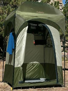 Cabela's Shower Shelter