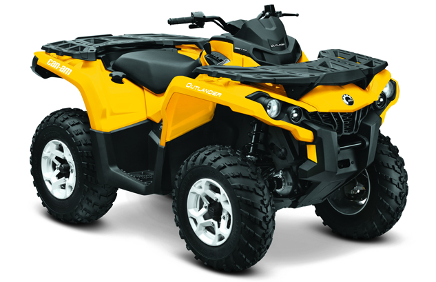2015 Can-Am Outlander 800R