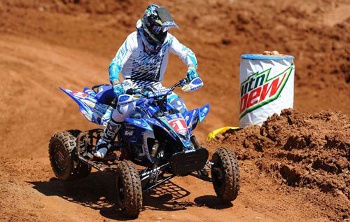 Chad Wienen Birch Creek ATVMX National