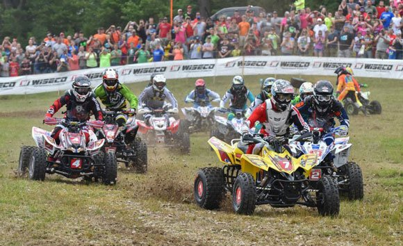 Chris Bithell Holeshot