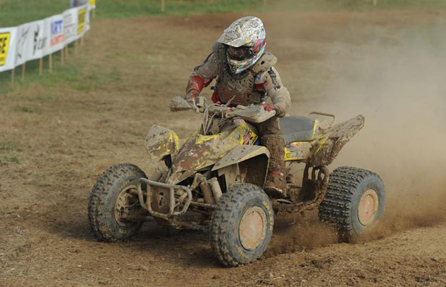 Chris Borich GNCC Racing