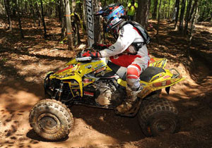 Chris Borich Big Buck GNCC